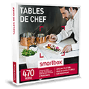 Tables de chef