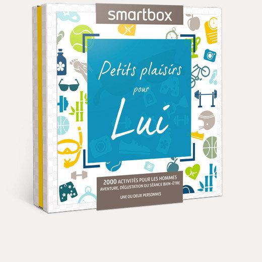 coffret cadeau petits plaisirs pour lui smartbox. Black Bedroom Furniture Sets. Home Design Ideas