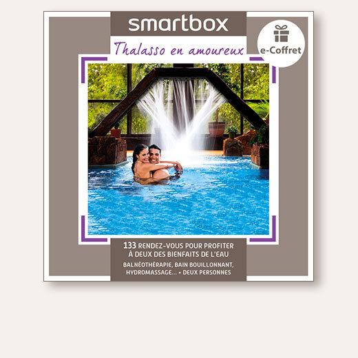 coffret cadeau thalasso en amoureux smartbox. Black Bedroom Furniture Sets. Home Design Ideas