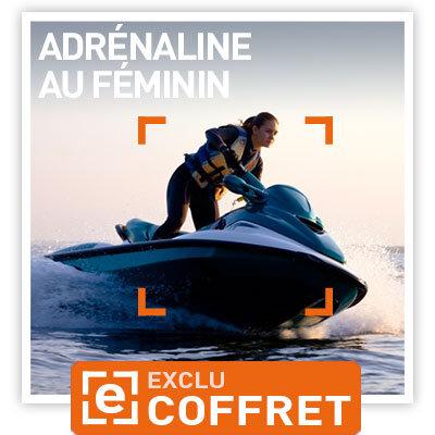 Coffret Cadeau Adr�naline au f�minin