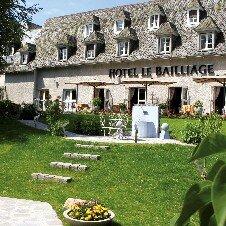 Hôtel et Spa le Bailliage***