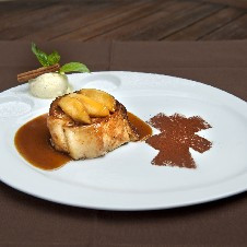 La France au RestaurantL'Hibiscus