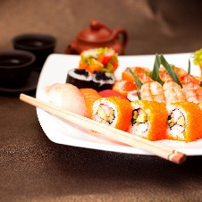 Le Japon chez Planet Sushi