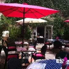 Restaurant Le Galusha