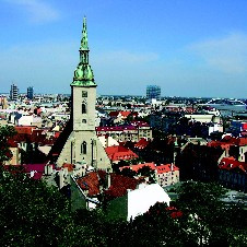 Mamaison Residence Sulekova Bratislava***
