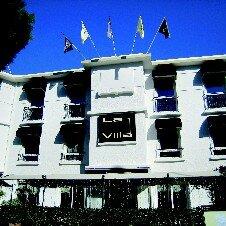 Hôtel la Villa**** Cannes Croisette