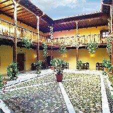 Hotel Castillo Valdés Salas