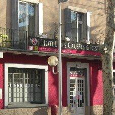 ¡Nuevo Online! L'Hôtel des Causses***