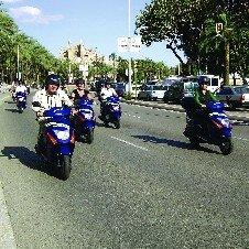 Ruta en Scooter por Ibiza