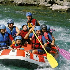 Rafting / Hot dog / Airboat / Hydrospeed