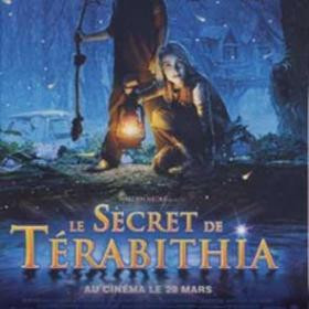 Enfant - Le Secret de Térabithia
