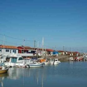 Saint-Trojan-les-Bains, sur l'Ile d'Oléron