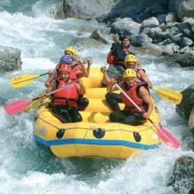 Rafting / Nage en eaux vives