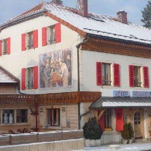 Hôtel Arbez Franco-Suisse**