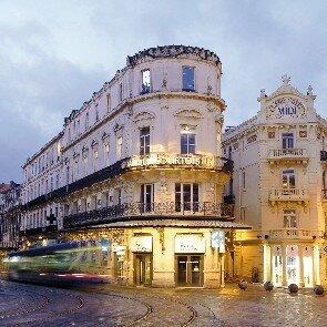 Grand Hôtel du Midi***