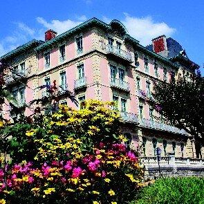 Hôtel du Parc***