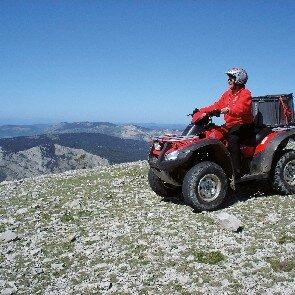Quad / Moto trial