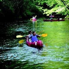 Canoë-kayak / Parcours aventure
