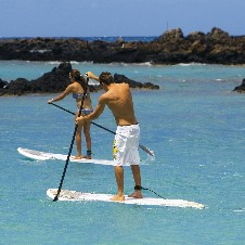 Stand up paddle / Kayak