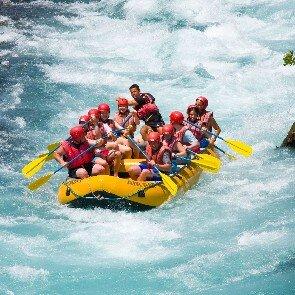 Rafting / Canoë / Kayak