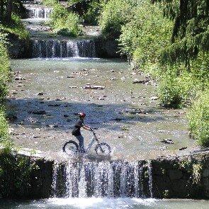 Randonnée en Deval'Bike