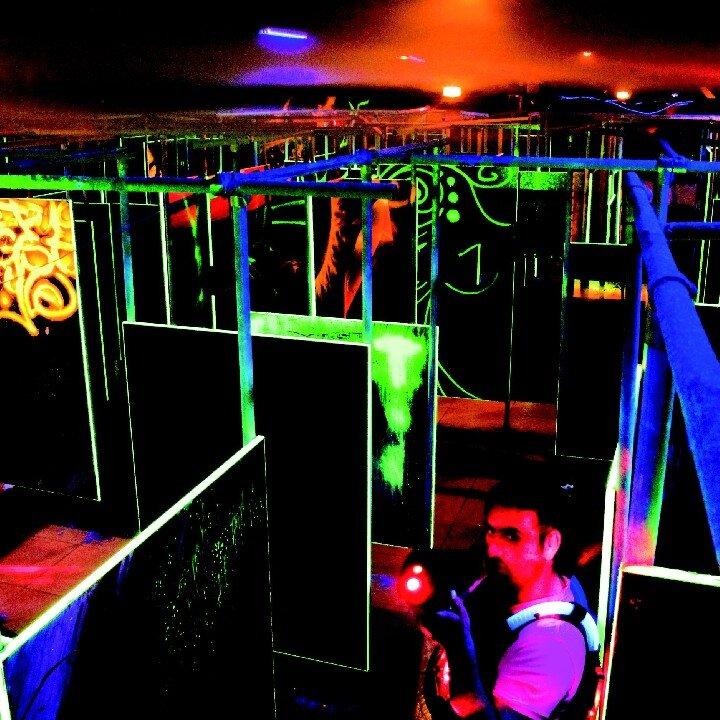 laser game sensations et aventures sport aventure nos smartbox. Black Bedroom Furniture Sets. Home Design Ideas