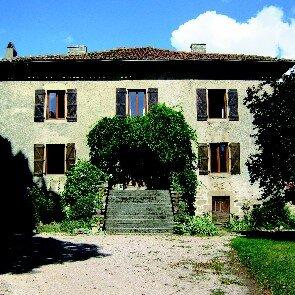 Château de Lantuejouls