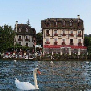Hôtel Les Cygnes***