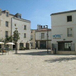 Hôtel Saint-Nicolas***