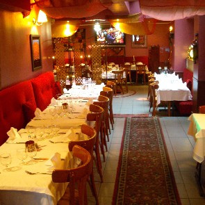 L'Inde au Jaipur Café