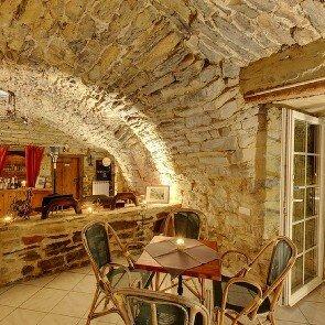 Cuisine française au Domaine d'Alcapies
