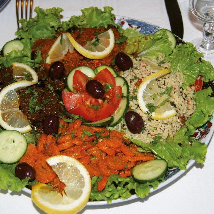 Le maroc au ksar saveurs du monde gastronomie nos for Smartbox cuisine du monde
