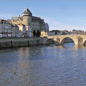 Le Grand Hôtel de Mayenne***