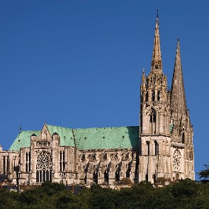 Timhotel Chartres Cathédrale****