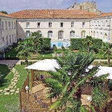 Hôtel Restaurant  La Corderie Royale****