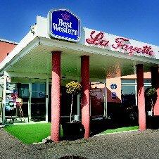 Best Western  La Fayette & Spa****