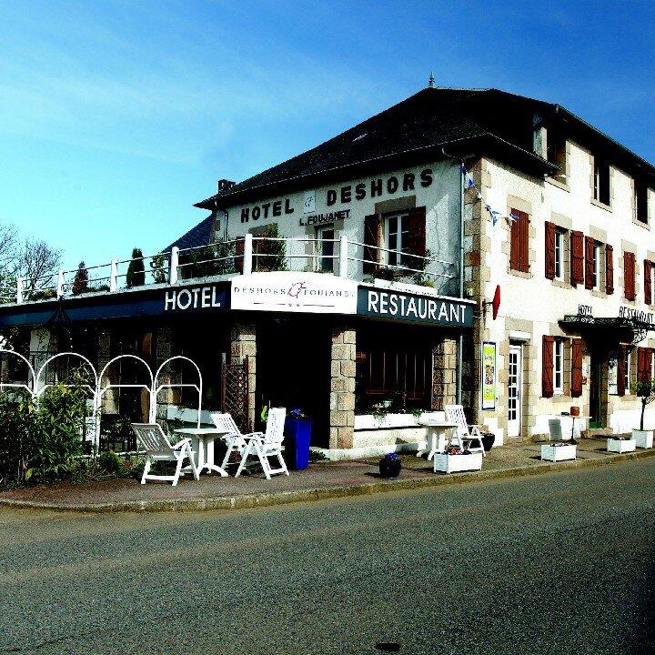 Hôtel Deshors Foujanet***