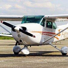 Vol en Cessna