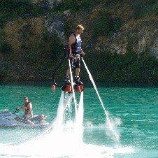 Flyboard / jet-ski / bouée tractée