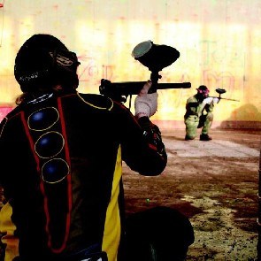 In and Out Paintball World