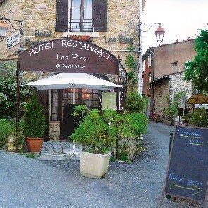 Hôtel-Restaurant Les Pins