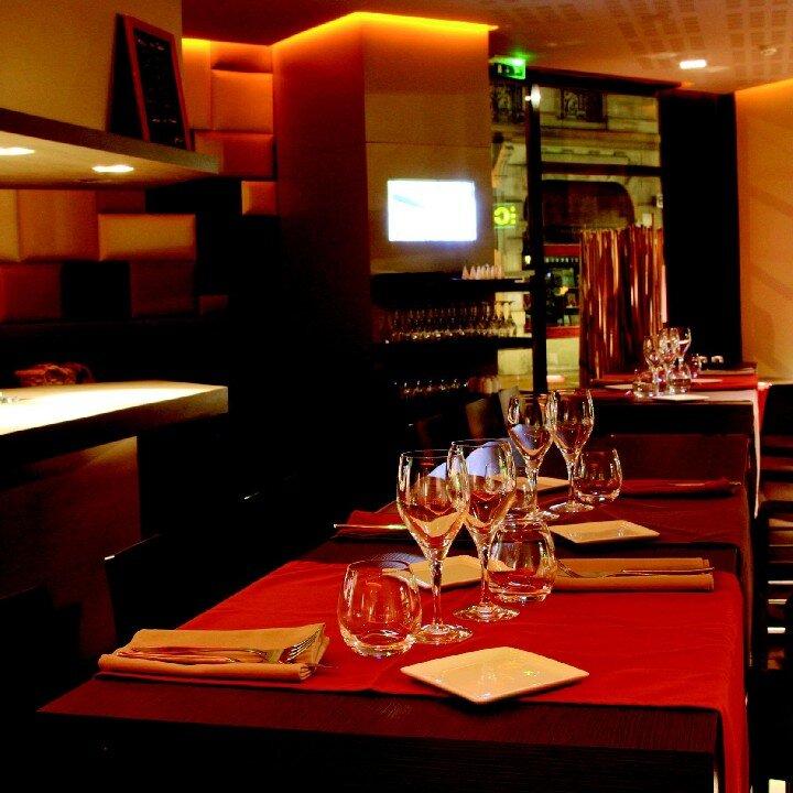 brasserie 032 d ner romantique gastronomie nos smartbox. Black Bedroom Furniture Sets. Home Design Ideas