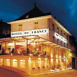 Hôtel Restaurant Le France***