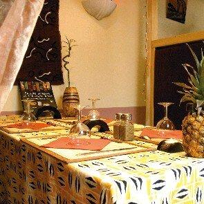 L'Afrique au Safari Gourmand