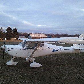 Avion ultra-léger