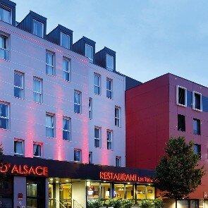 Hôtel d'Alsace***
