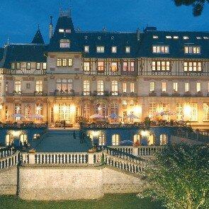 Château de Montvillargenne****