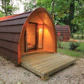Coffret cadeau week end insolite dans une cabane smartbox for Habitation legere de loisir