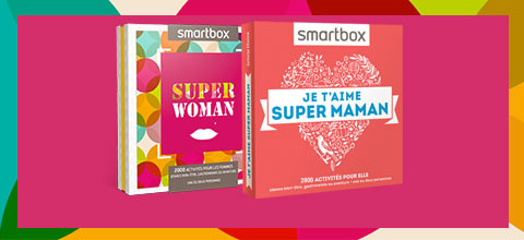 Coffret Super Woman