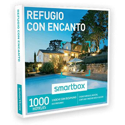 Precio caja regalo refugio con encanto en smartbox por 59 - Refugios con encanto ...